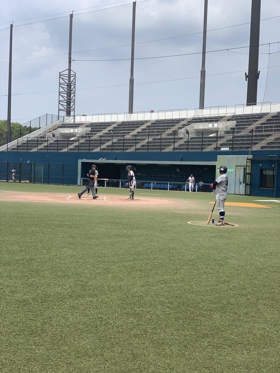 【6/1オープン戦】  vsサウザンリーフ市原  7-5で勝利することが出来ました。関東大会で勝ち抜く為にチームとして何が必要なのか再確認し選手1人1人が高い意識を持って残り2ヶ月に取り組んでいきます。  #社会人野球 #横浜金港クラブ #己に克つ