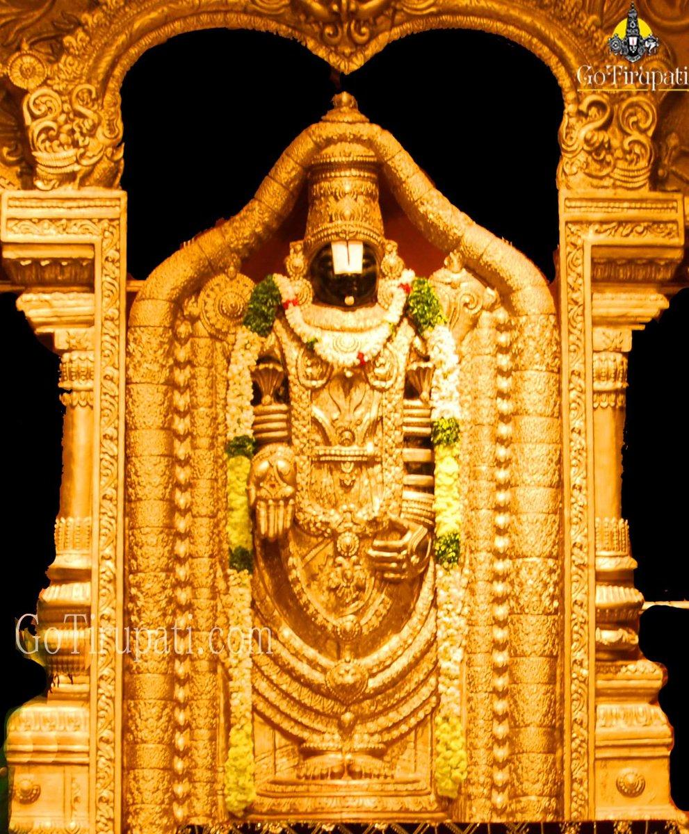 Sri Venkateswara Swamy Tweet Added By Gotirupati Download