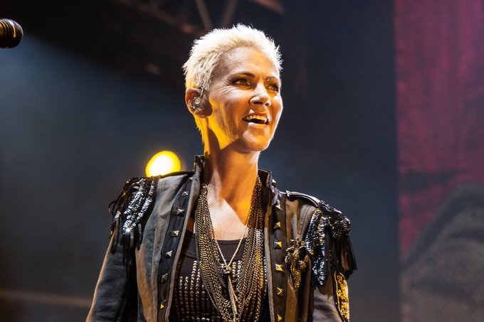 Happy B-day Marie Fredriksson! All the best from all of us!