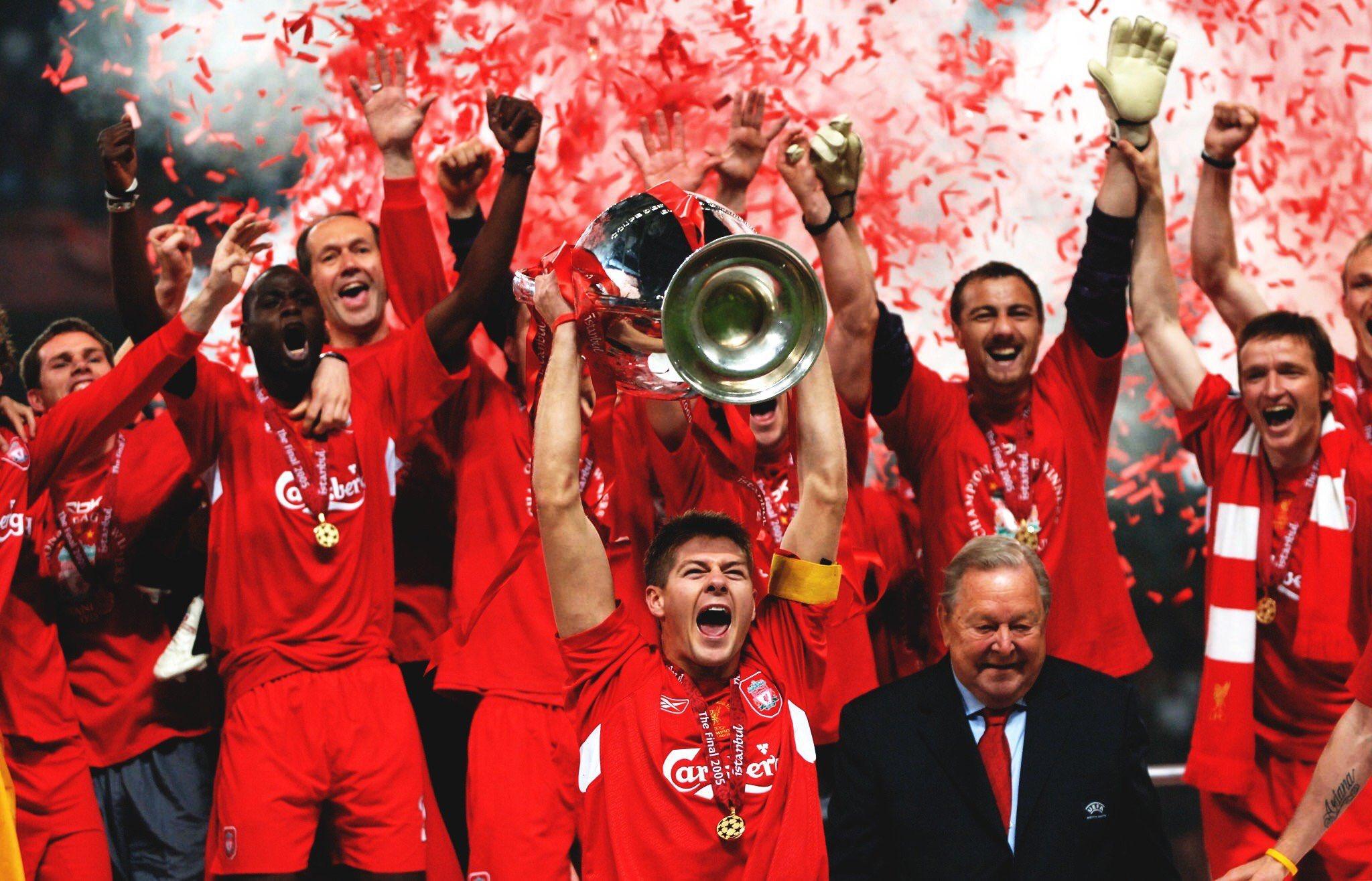 The best there is, the best there was, the best there ever will be  Happy birthday Steven Gerrard!