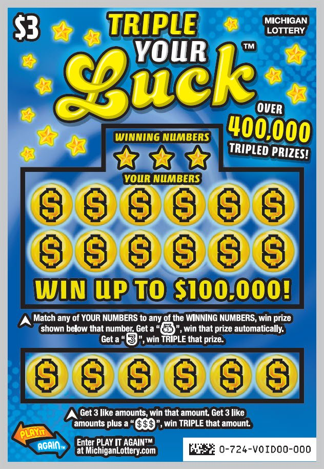Michigan Lottery Milottery Twitter