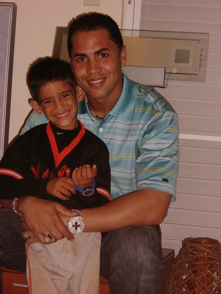 Jesse Sanchez On Twitter Matthew Lugo Nephew Of Carlos