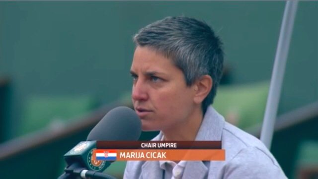 #tbt to 2013, the last time our sublime Cheechmuffin graced #RolandGarros with her esteemed presence. 👑 #rg19  #cicak https://t.co/TKvMLjrxKl