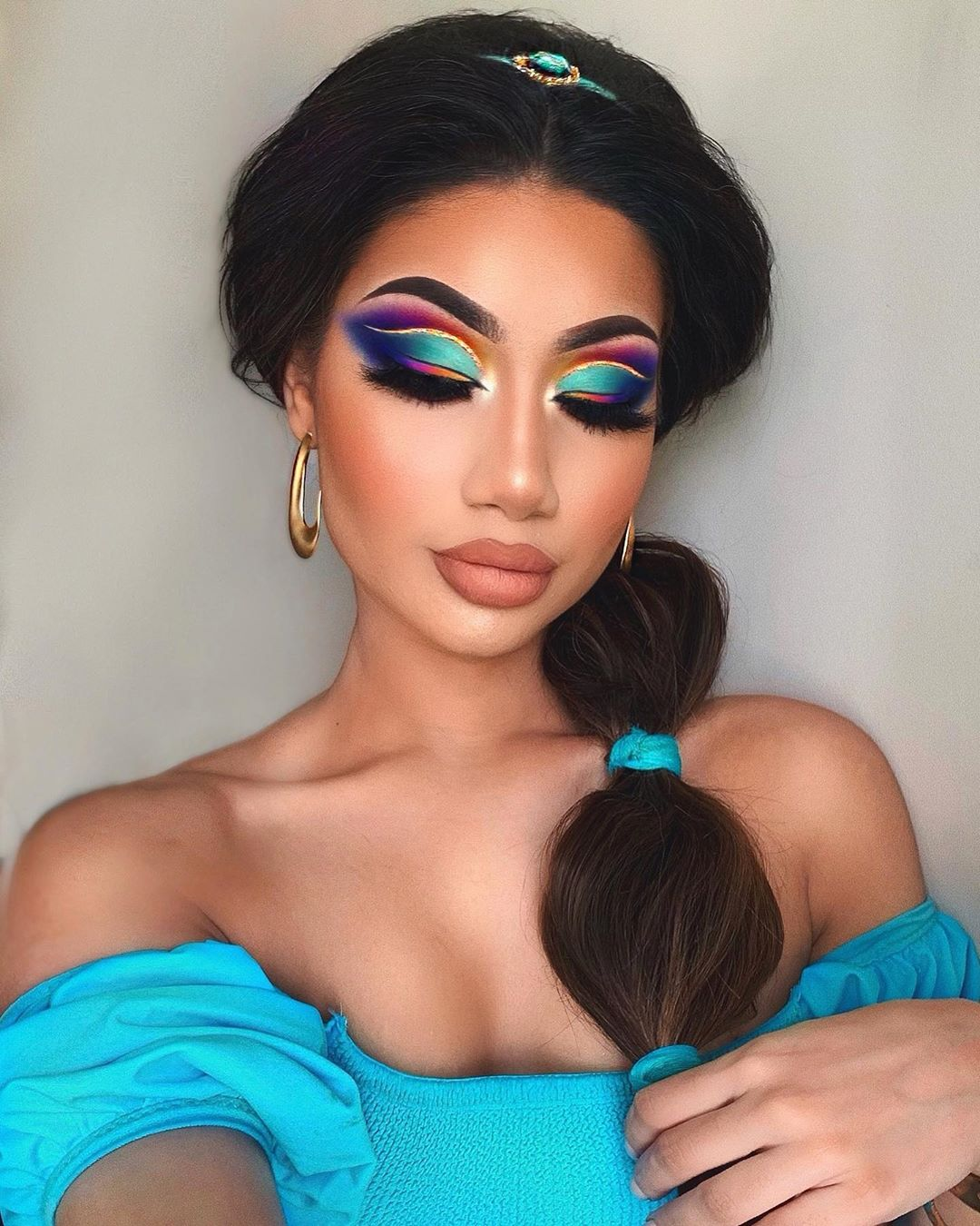 Beauty Bay On Twitter Princess Jasmine Vibes This Look Is