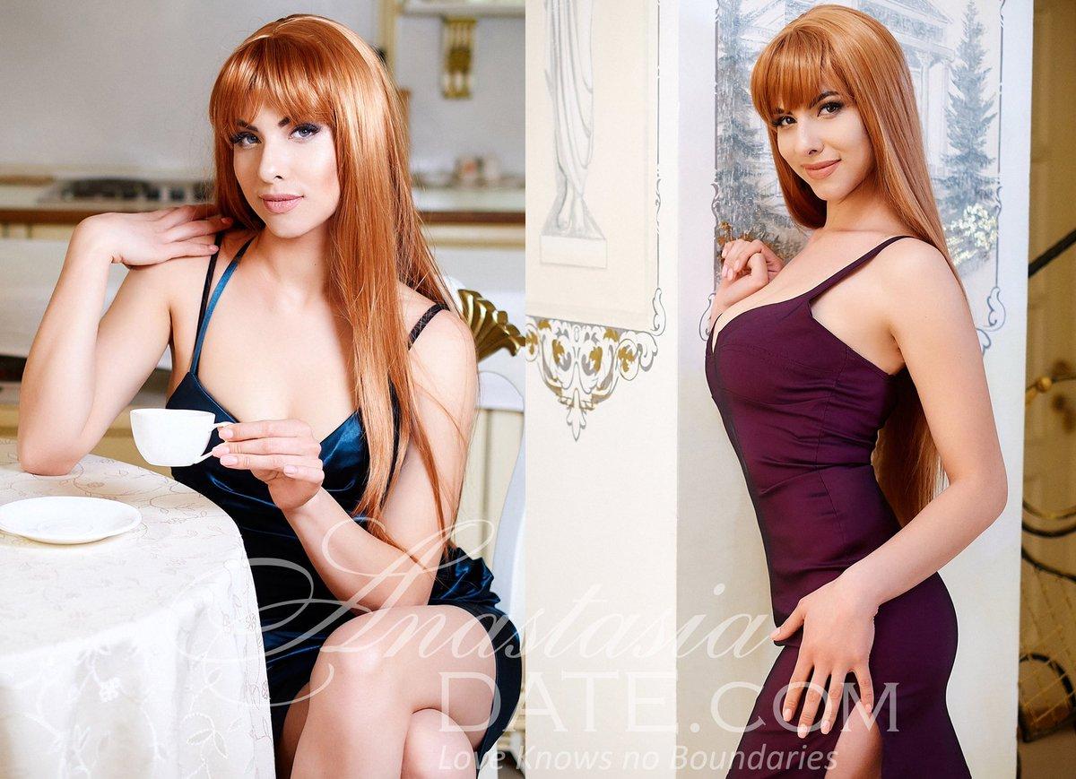 Internationale Premium-Dating mit Anastasia