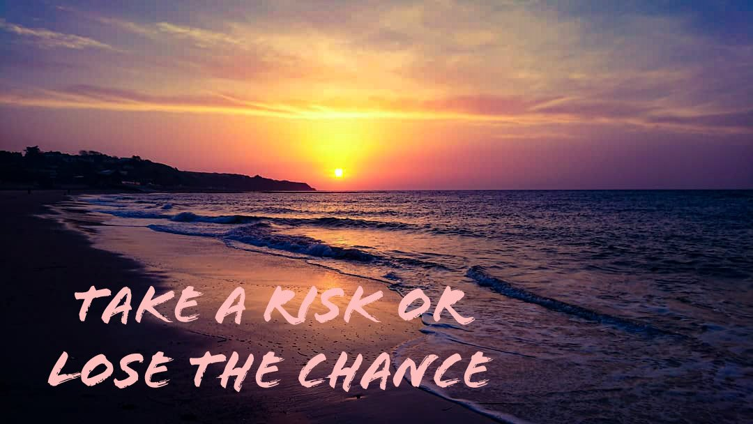 Taking a risk for what you want is likebuying that lottery ticket, it doesnt guarantee you will win, but not buying one will guarantee you wont #takearisk #loseyourchance #lifeisalottery #beinittowinit