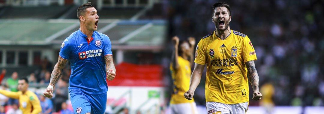 ¡CON MÁS PUNTOS EN EL AÑO FUTBOLÍSTICO 📊🔥!  @Cruz_Azul_FC y @TigresOficial sumaron 66 unidades entre el Apertura 2018 y el Clausura 2019 📈, además de lograr títulos entre la #CopaMX y la #LIGABancomerMX 🥇🏆  👉🏻 https://ligamx.net/cancha/detallenoticia/30438/cruz-azul-y-tigres-protagonistas-del-ano-futbolistico…  #SienteTuLiga ⚽️ #héroesXelplaneta