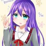 杏奈誕生日