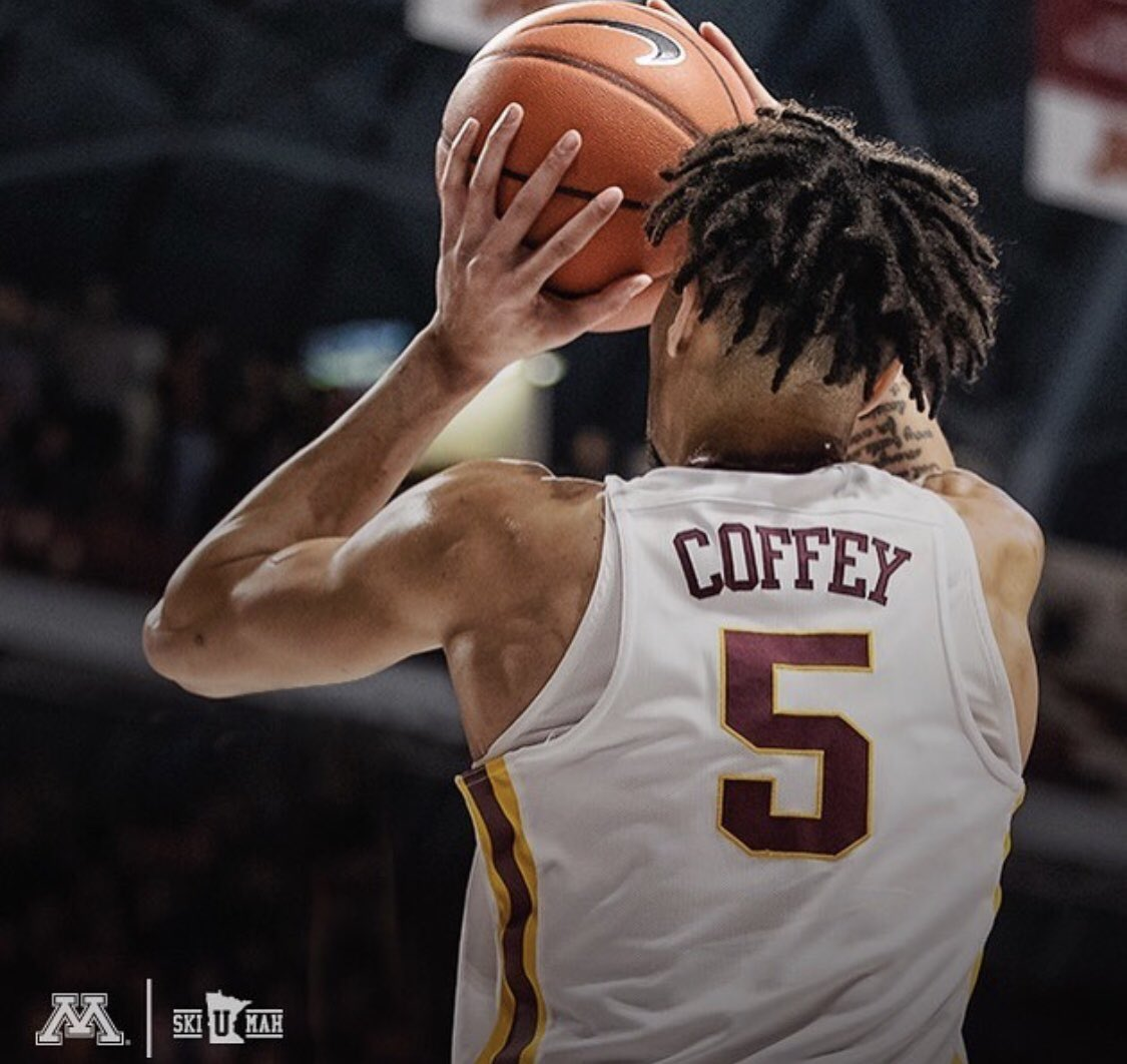 I have been blessed these last 3 years to be able to wear MN across my chest! I'd like to thank the coaching staff, my teammates and all the great MN fans for all your love and support.   I am looking forward to continuing my basketball journey. #gogophers https://t.co/a12T2YaeHZ