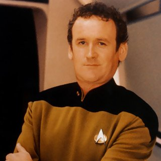 Happy Birthday to Colm Meaney, the man behind the lovable Chief O\Brien! What are your favorite O\Brien moments?
