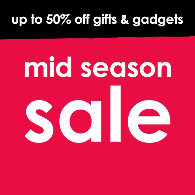 Have you seen the Hawkin mid season sale yet? It's packed with incredible offers with up to 50% off gifts, gadgets and more. Check it out today.  Save now: https://www.hawkin.com/all-clearance