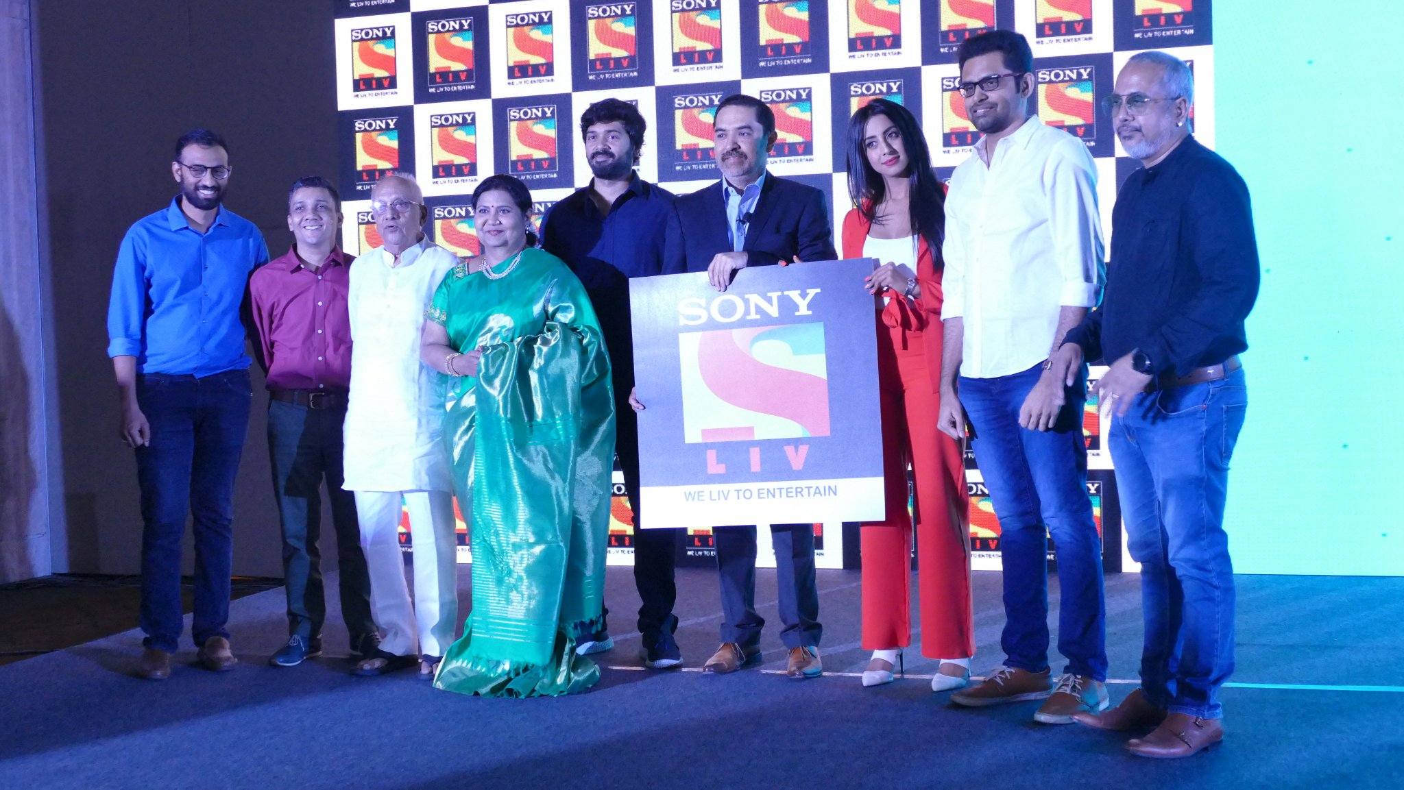 SonyLiv Launches Tamil Web Streaming Content [& Our Selfies with