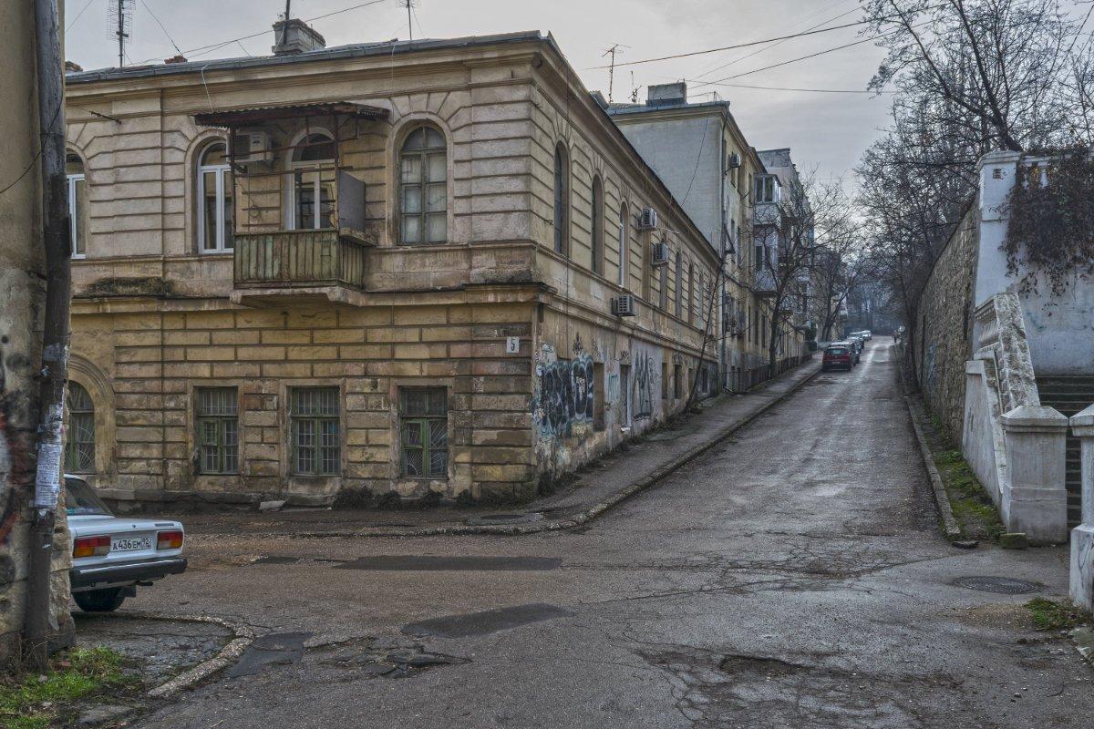 севастополь ул луначарского фото отличается пансионат