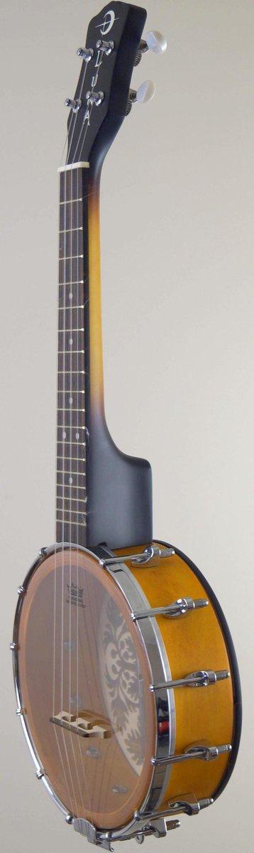 Armadillo dean 8 inch banjo ukulele banjolele