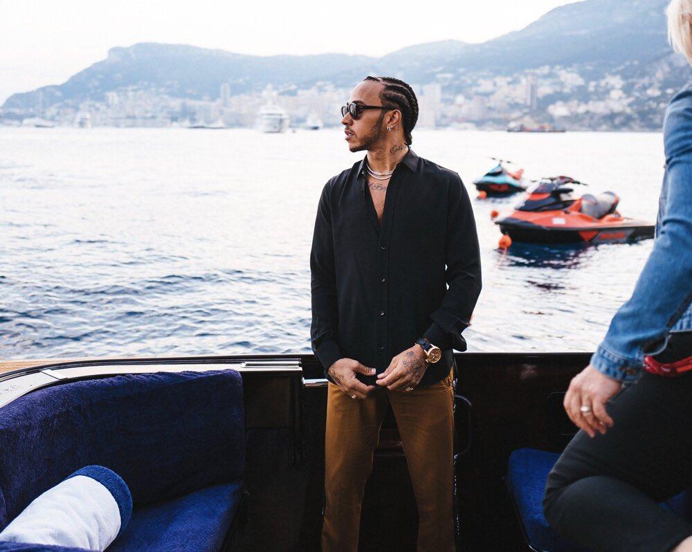 Monaco waves 🌊🚤