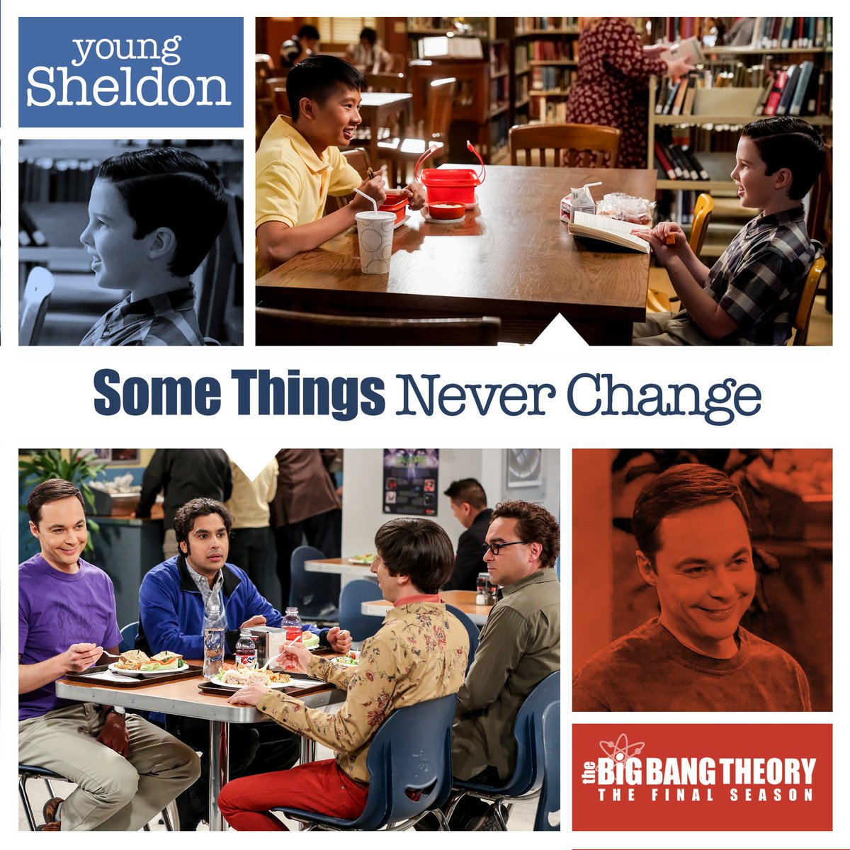 'You know, I try very hard to make our lunch hours educational and informative.' - Sheldon