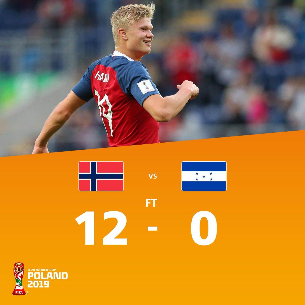 Norvège-Honduras