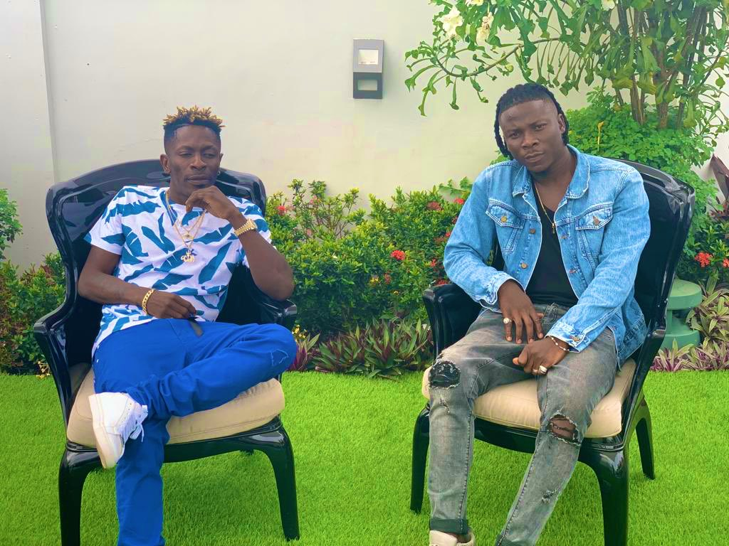 Unity is strength  Love is the key to many doors  Brotherhood is Loyalty  Peace is Freedom .. My brother and I got a great vision for Ghana music and we taking it to the world ❤️.. @stonebwoyb https://t.co/gnsH52SYBi