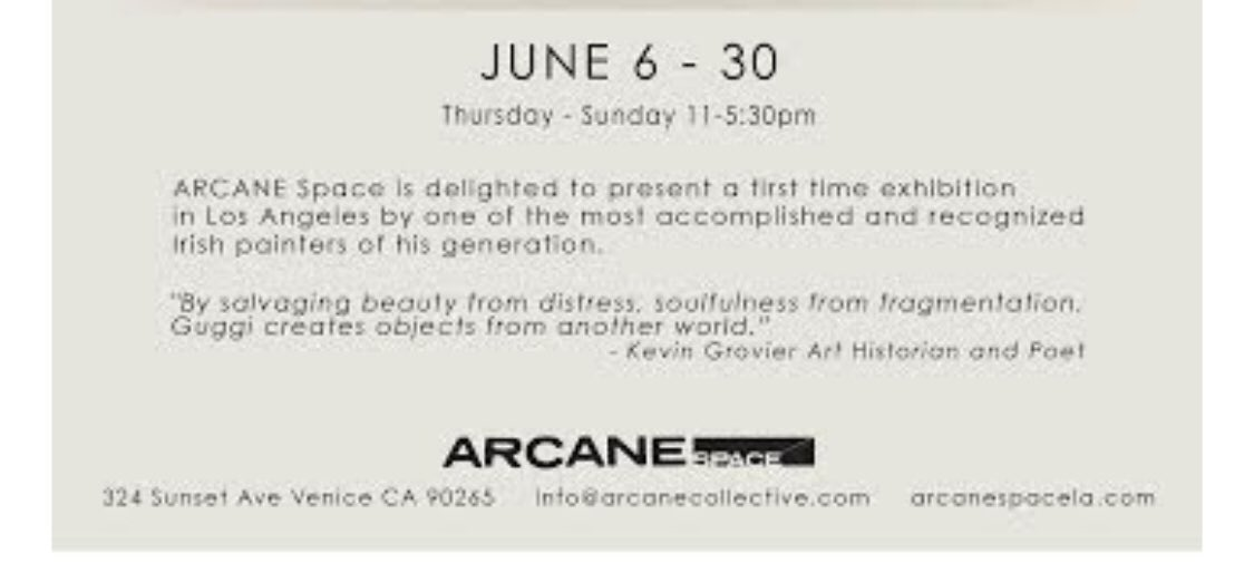 90455c7d734 More info of the up & coming event @ #ArcaneSPACE. Address & about the