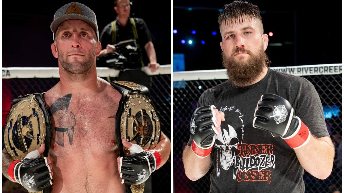 Please help us congratulate @TeddyAshMMA & @BulldozerBoser for defending their #UnifiedMMA championships at #Unified37 under the bright lights at @RiverCreeCasino!