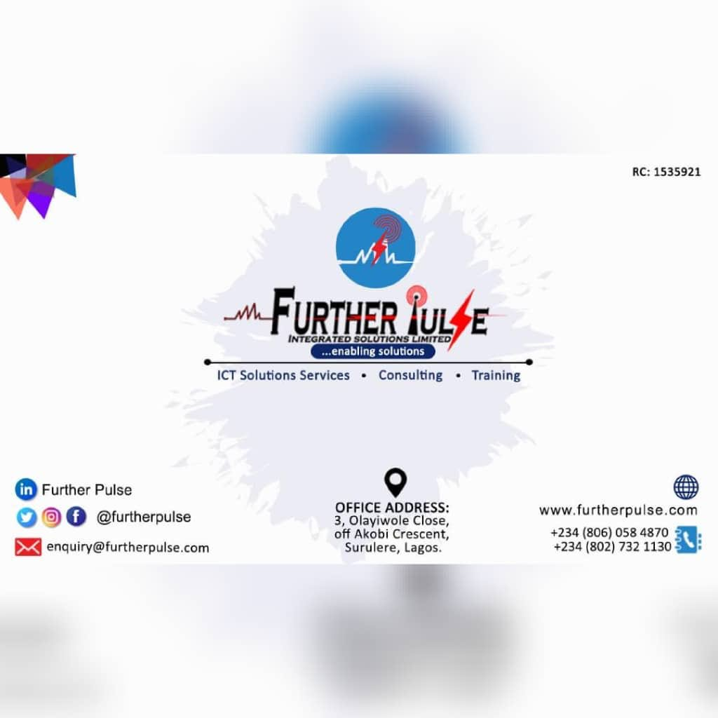 Further Pulse Integrated Solutions Limited (@furtherpulse
