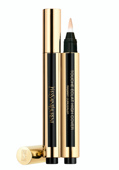 """YSL's Touch Eclat High Cover offers full coverage of dark circles while imparting a radiant glow. I'm giving away shade #4 """"luminous toffee"""" To enter, follow @davelackie & RT<br>http://pic.twitter.com/MquS3un9OD"""