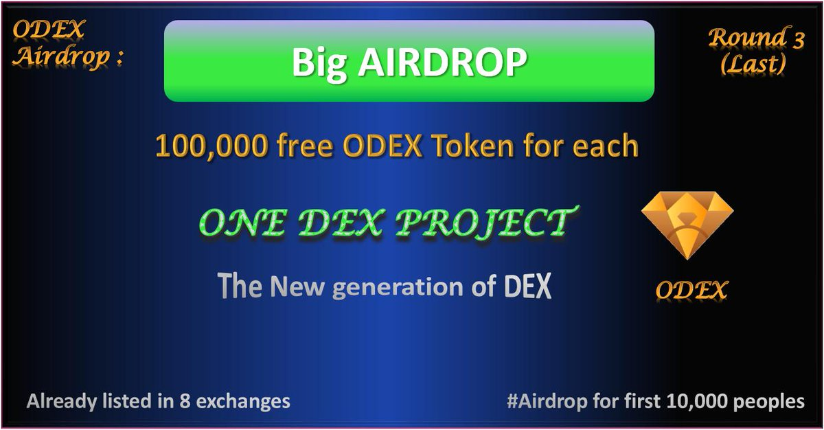 odex hashtag on Twitter