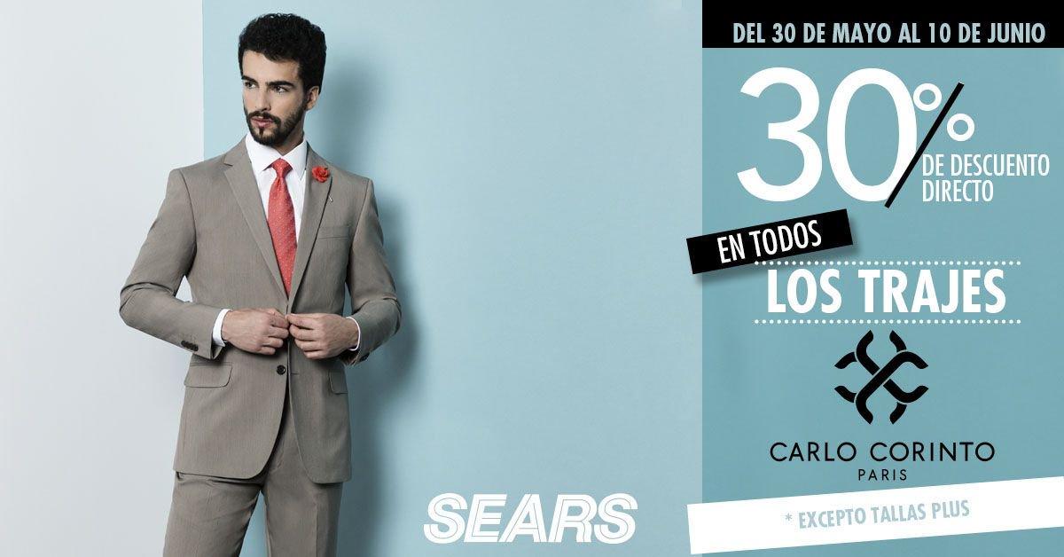 36dac077b ¡No dejes pasar esta súper promoción que tenemos en la línea Carlo Corinto!   SearsMeEntiendepic.twitter.com ihJBd6L0Vw