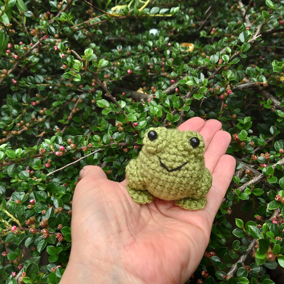 Amigurumi – toy - Lilly the Frog - crochet tutorial/pattern by ... | 1200x1200