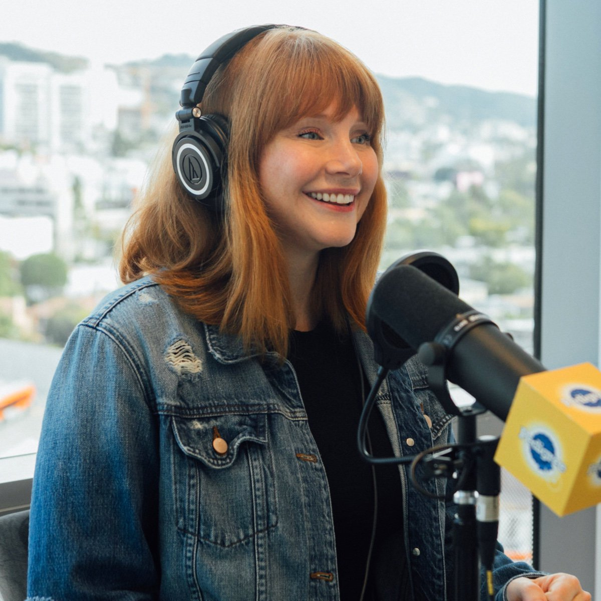 """Don't miss Bryce Dallas Howard's story about Littlefoot, the heroic dog who saved her little brother's life. It's part of the new podcast """"The Dog That Changed Me,"""" hosted by @KSchwarzenegger. #EveryPupsSuperpower #PEDIGREE  https://t.co/6K53so7r17 https://t.co/f6iSgAlLfT"""
