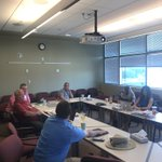 Image for the Tweet beginning: Nevada BMP Committee Meeting today