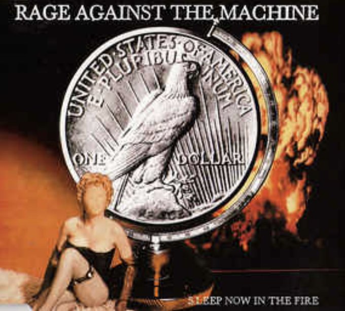 Rage Against The Machine Sleep Now In The Fire Happy 55th Birthday to the amazing Tom Morello!
