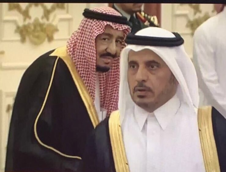 Мелодии войны «арабского квартета»