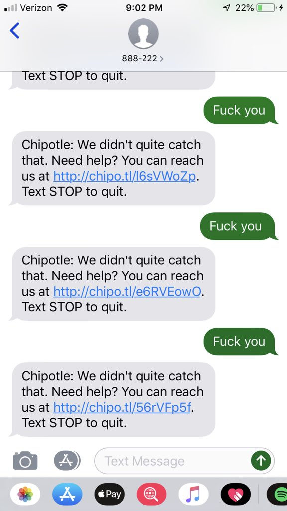 Chipotle on Twitter: