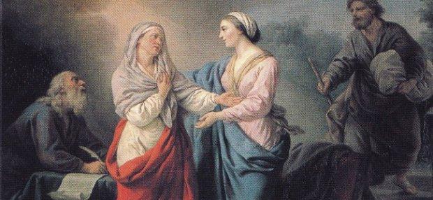 #EvangeliodelDía | ¡Bendita tú, entre todas las mujeres!