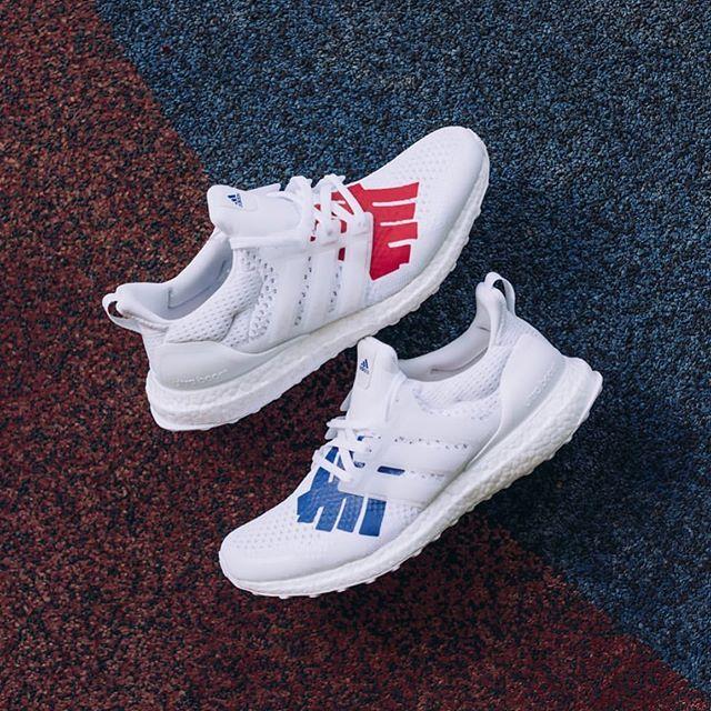 adidas Ultraboost 19 Shoes Blue adidas Thailand