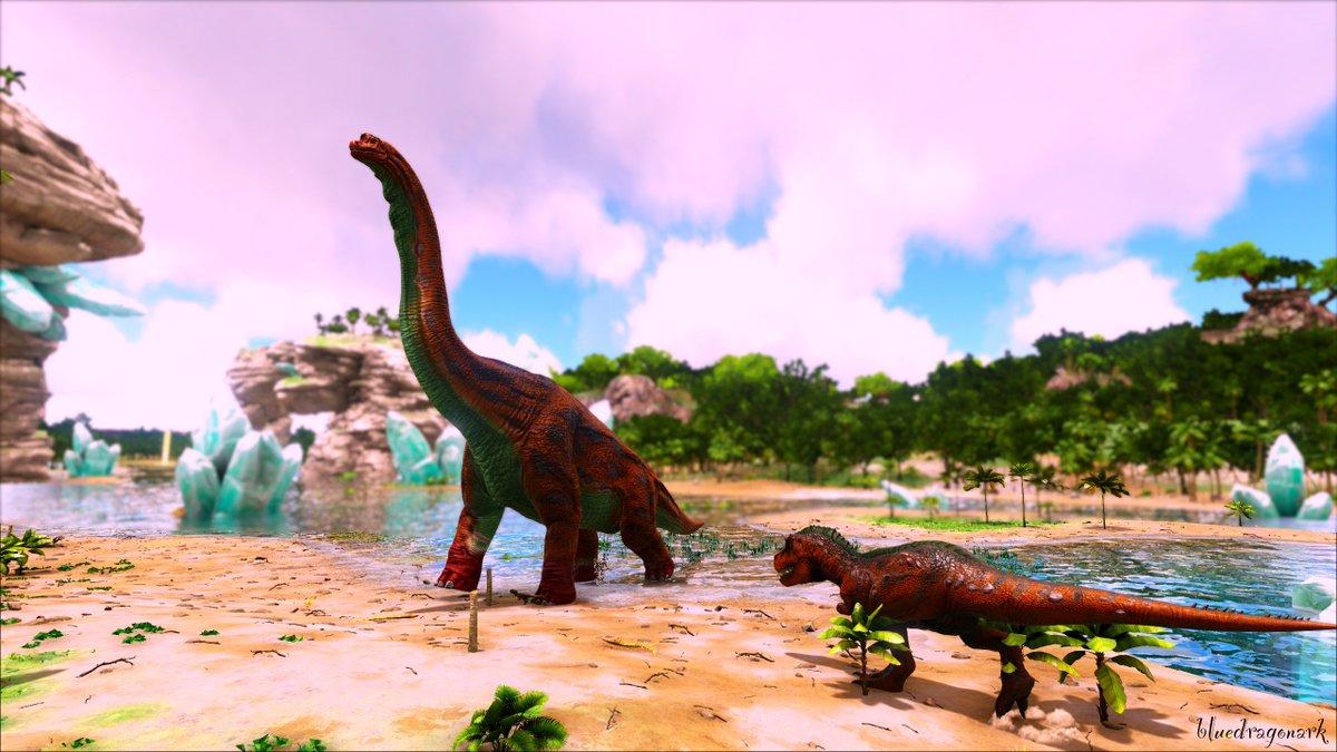 Ark ジェネシス 恐竜 『アークサバイバルエボルブド』新マップGenesisの新恐竜やアイテムに...