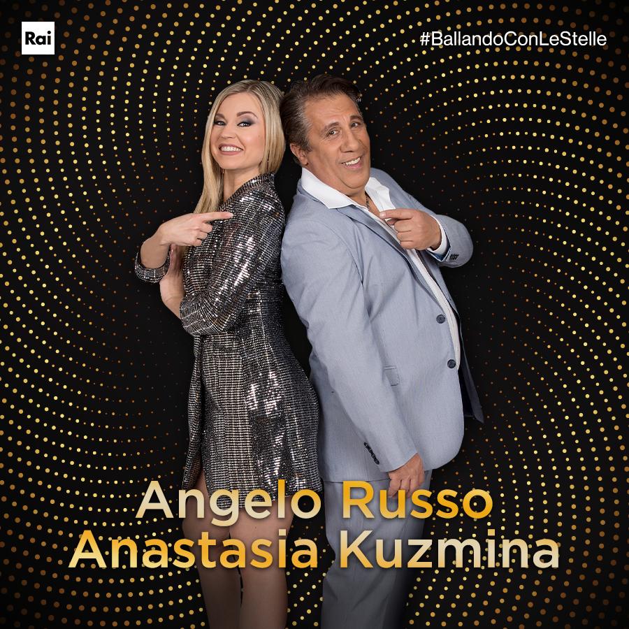 Sostieni #AngeloRusso e @Kuzmina__A ❤  #BallandoConLeStelle https://t.co/etHRA8VJND
