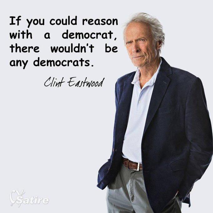 Happy birthday, Clint Eastwood.