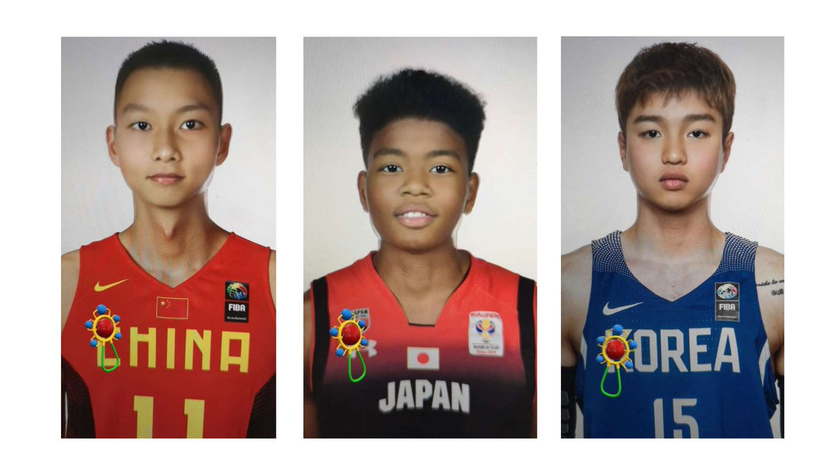 #FIBAAsiaCup  players baby filtered part   Happy #Friday everyone   #BabyFilter <br>http://pic.twitter.com/z7ybmlfBqP
