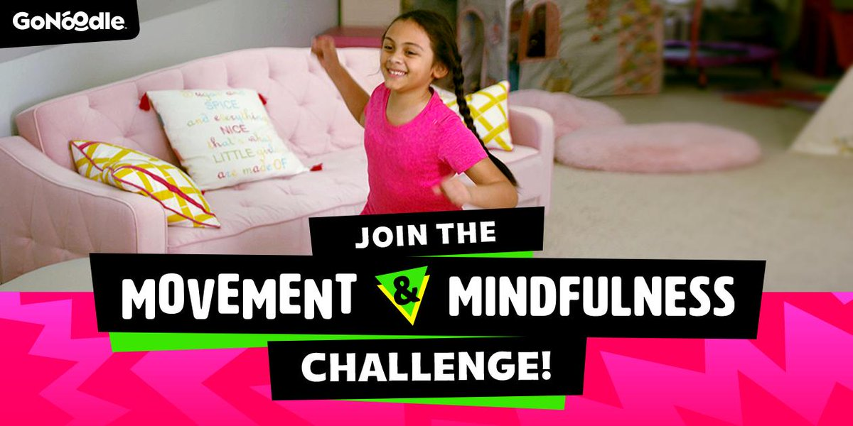820eeea61ef When we reach 15 million minutes, GoNoodle will unlock a new champ for  back-to-school!!! Who's in?! https://gndle.me/2WUjqIN pic.twitter .com/8l8ykAJDML