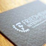 Image for the Tweet beginning: Happy #FridayFeeling printverse. Good things
