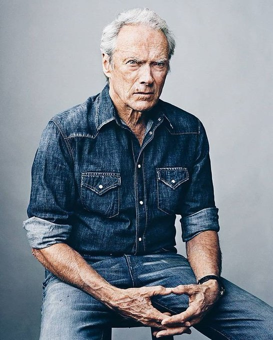 Happy birthday to, Clint Eastwood!