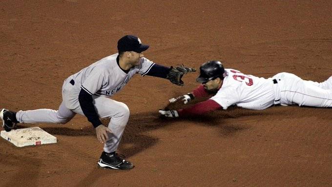 And of course Happy Birthday to Dave Roberts... who we celebrate on a day where the Red Sox play the Yankees