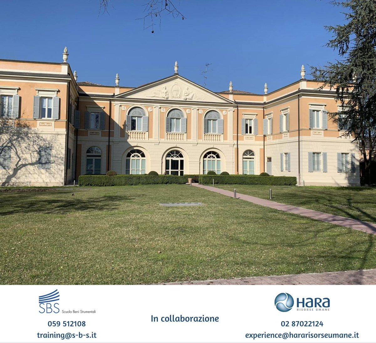 📍Oggi siamo a Baggiovara (MO) in SBS Scuola Beni Strumentali per il nostro #corso di #Strategia delle #Presentazioni e #Slide #Design.  Vieni a scoprire i corsi in programma ➡️ https://t.co/aAKBQS1Qvl  #hararisorseumane #formazione #consulenza #selezione #italia #milano #modena