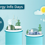 Image for the Tweet beginning: #H2020Energy Info Days are coming