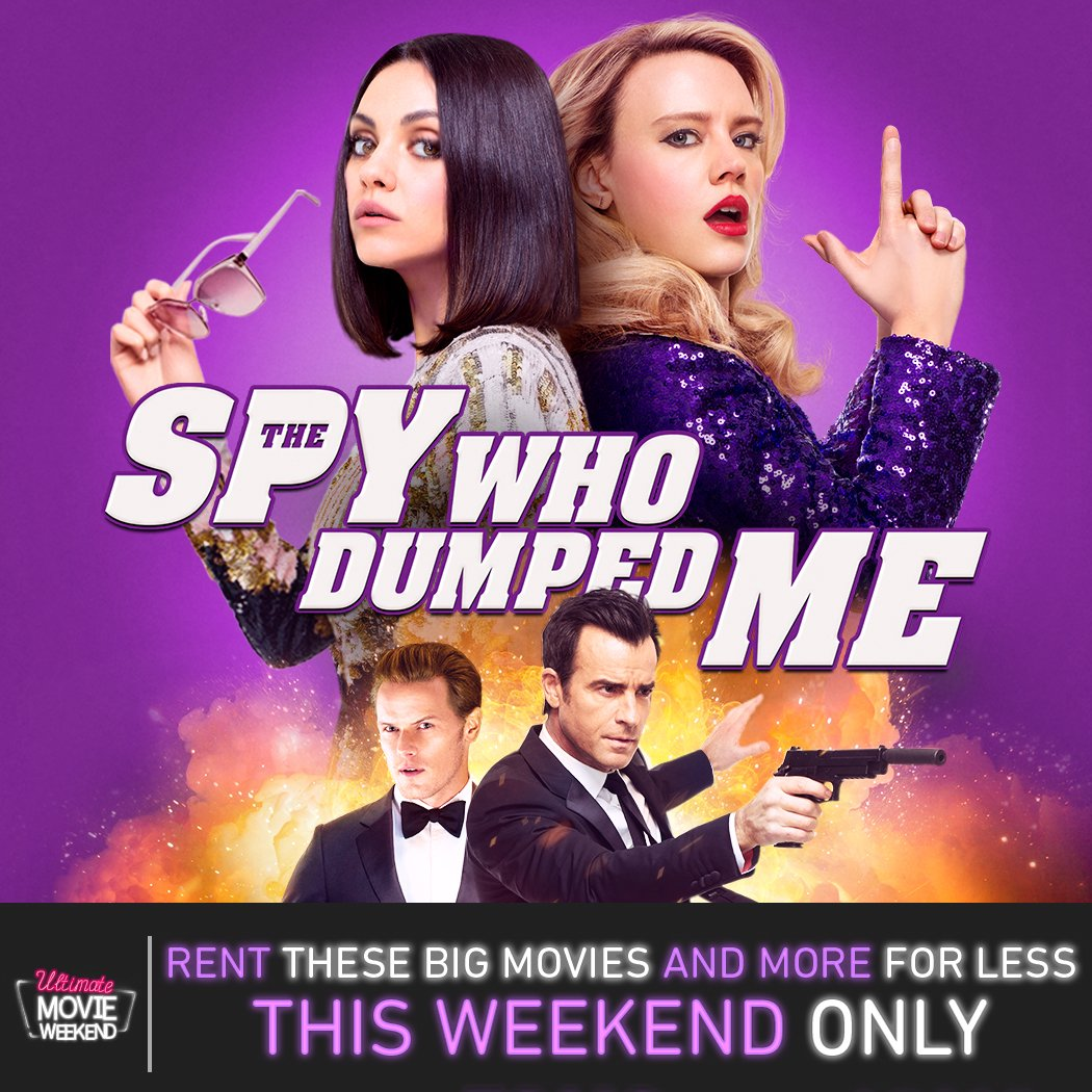 The Spy Who Dumped Me (@SpyWhoDumpedMe) | Twitter