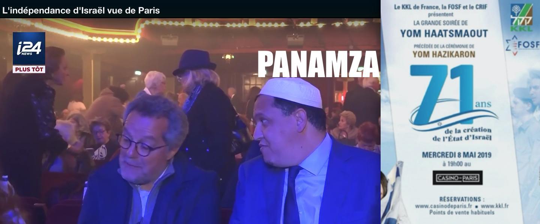 Ramadan : Chalghoumi célèbre la création d'Israël
