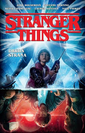 Pokud nepočítáme blikající vánoční světélka na zdi, Willa Beyera jsme si v první sezoně seriálu Stranger things moc neužili. Zajímalo vás, co dělal na druhé straně? https://t.co/QA4YDamOTJ #StrangerThings #komiks #scifi #seriál https://t.co/jTdJpFDRRs