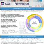 Our ICAT Fellows have been busy https://t.co/FezDf9Vbyv - catch up on their activities and other news in our latest newsletter! https://t.co/QqLfnVWUuM